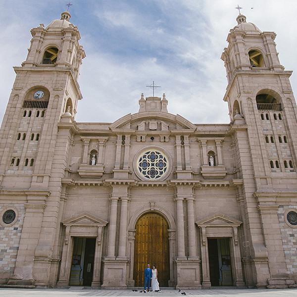 Destination Wedding in Tacna Maca & Keelan