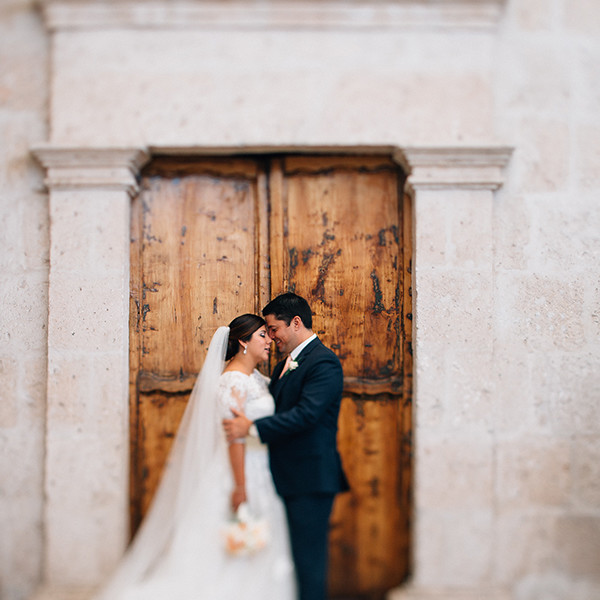 Destination wedding in Arequipa - Casa Andina Private Collection Elizabeth & Carlos