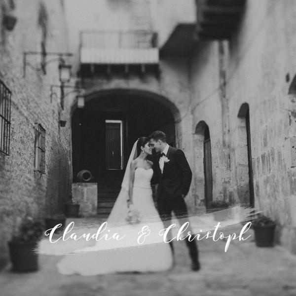 Destination wedding in Arequipa: Claudia & Christoph